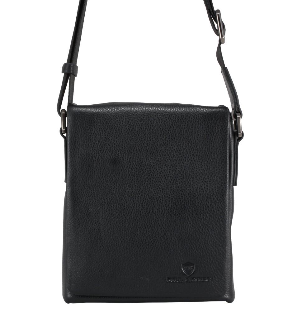 d79a4b4b98d7 Мужская кожаная сумка планшет Paul Rayner 0031749-007 купить в ...