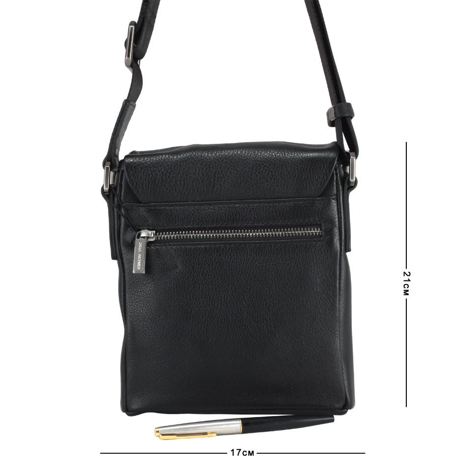 a5ac49a9228d Мужская кожаная сумка планшет Paul Rayner (Пауль Райнер) 0031749-007 __9373.