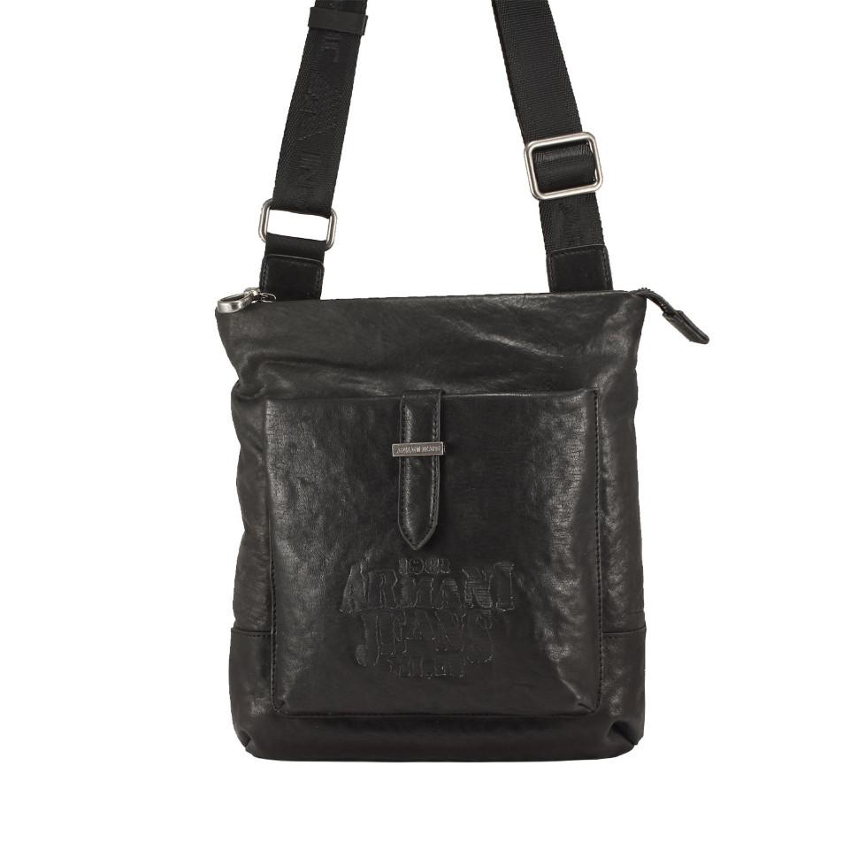 53f484619322 Мужская сумка на плечо Giorgio Armani 68090 купить в Москве по супер ...